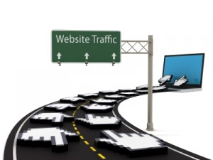 local search maketing website traffic